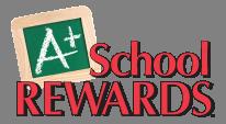 Martins A Plus School Rewards logo white