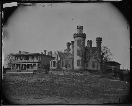 Pratt's Castle, National Archives
