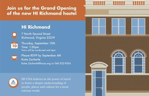 HI Richmond GO Invite