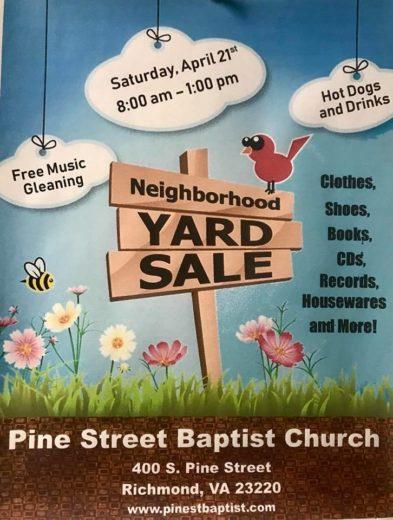 Pine Street Baptist | Oregon Hill | Page 3